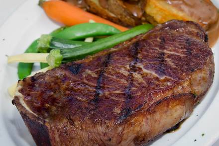 Donovan's Steak and Chop House prime steakhouse