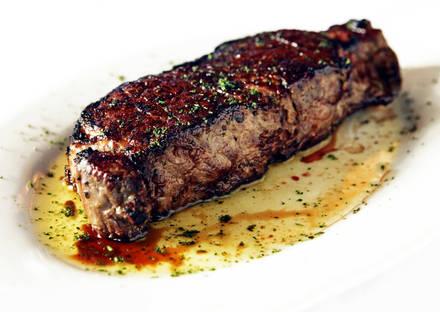New York Prime prime steakhouse;
