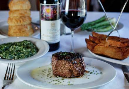 New York Prime Best Steak Restaurant;