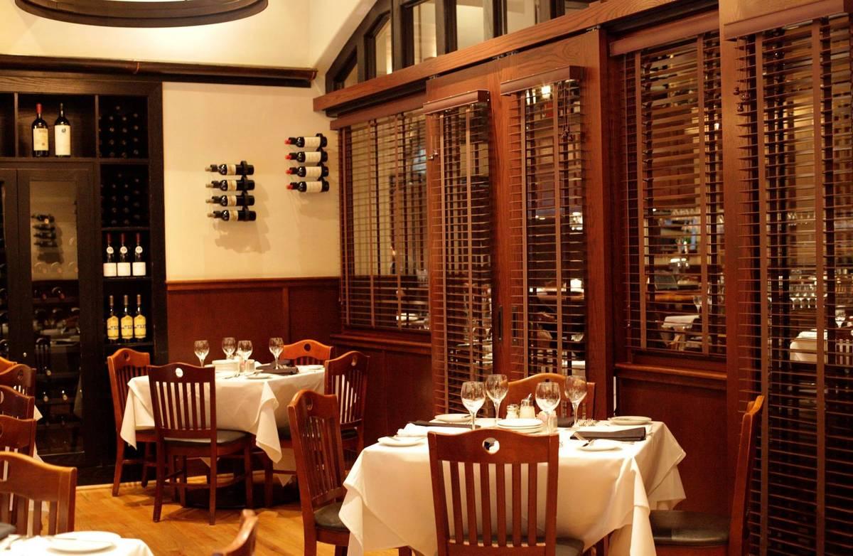 New York Prime Atlanta Restaurant On Best Steakhouse