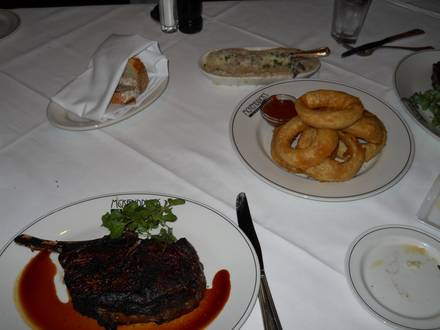 McKendrick's Steakhouse Best Steakhouse;