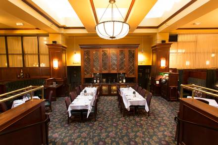 Metropolitan Grill Best Steakhouse;