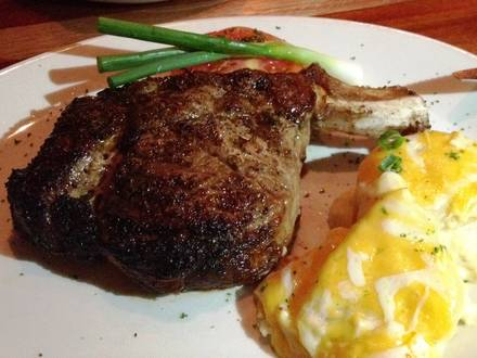 III Forks Top 10 Steakhouse;