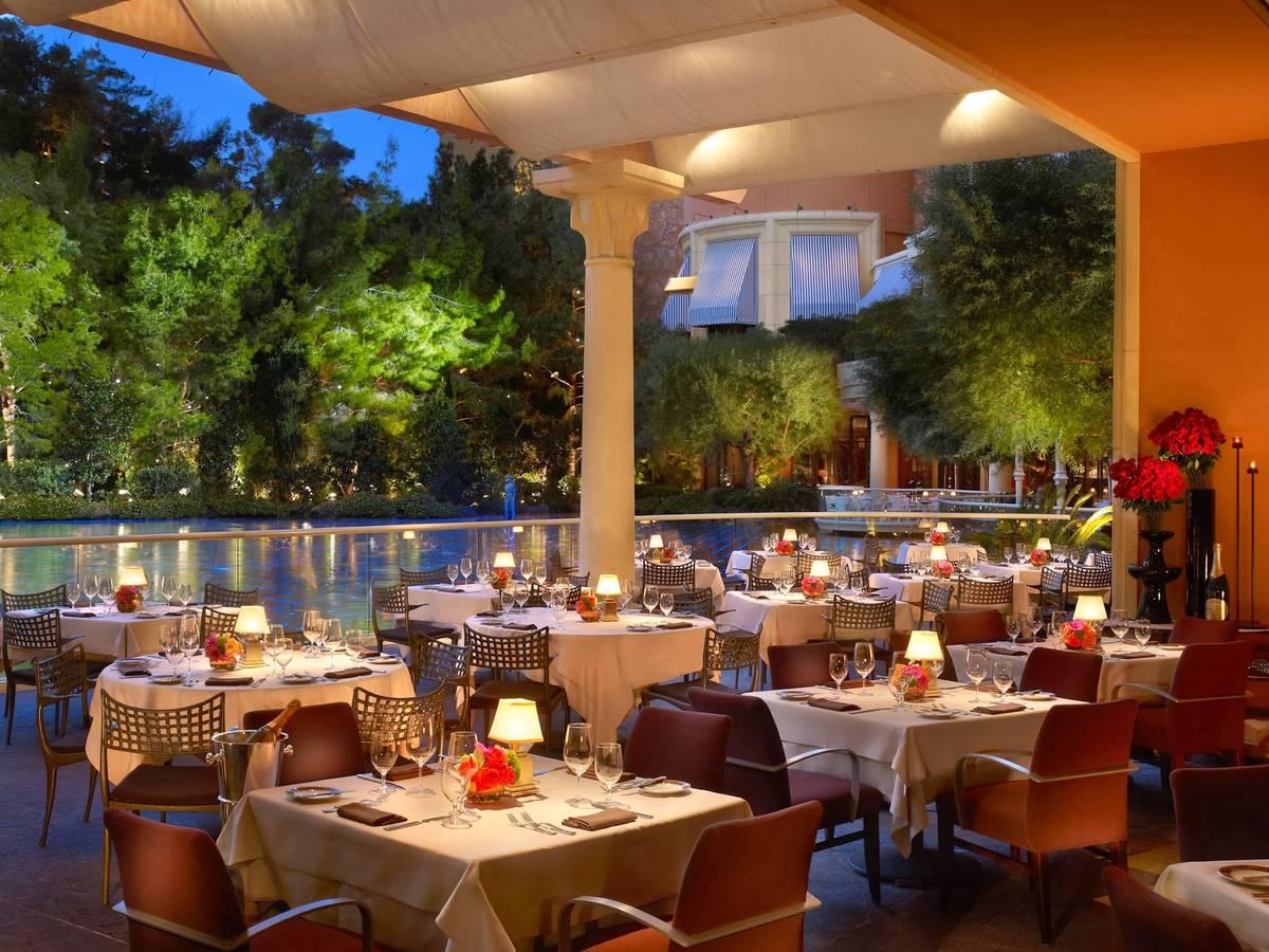 Sw Steakhouse Las Vegas Restaurant On Best Steakhouse