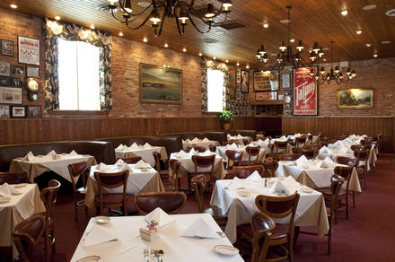 Erie Cafe USA's BEST STEAK RESTAURANTS 2020;