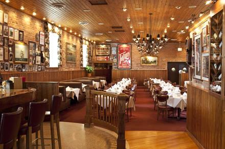 Erie Cafe prime steakhouse;