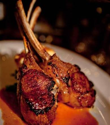Delmonico's Top 10 Steakhouse;