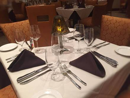 Eddie Merlot's - Warrenville Diehl Road Top 10 Steakhouse;