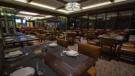 BLT Steak Las Vegas Best Steakhouse;