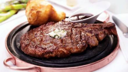 Center Cut Steakhouse Top 10 Steakhouse;