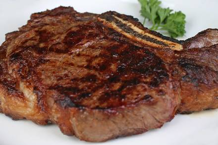 Golden Steer Steakhouse USDA Best Steaks;