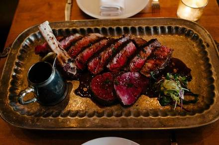 Boeufhaus USA's BEST STEAK RESTAURANTS 2021;