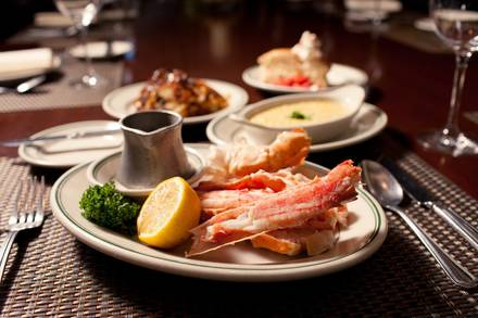 Joe's Seafood, Prime Steak & Stone Crab Best Steakhouse;
