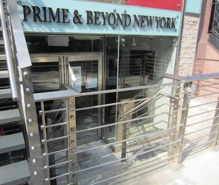 Prime & Beyond prime steakhouse
