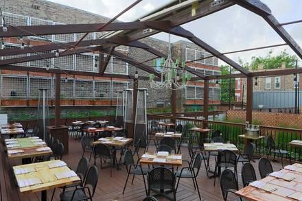 Homestead on the Roof best italian restaurant in chicago;