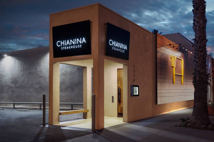 Chianina Steakhouse US's BEST STEAK RESTAURANTS 2018;