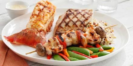 Parkers' Lighthouse USDA Best Steaks