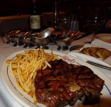 Alfred's Steakhouse Best Steak Restaurant;