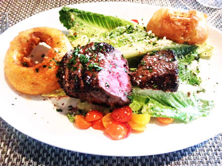 Stark's Steak & Seafood USDA Best Steaks;