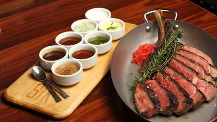 STK Atlanta US's BEST STEAK RESTAURANTS 2018;