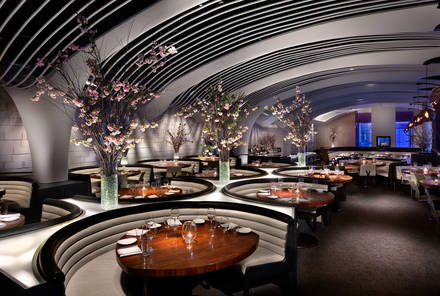 STK New York City Midtown  Best Steakhouse;
