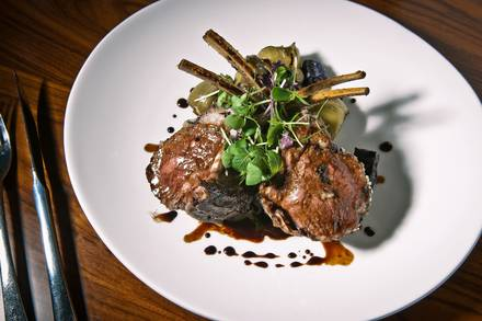 STK Las Vegas Best Steakhouse;