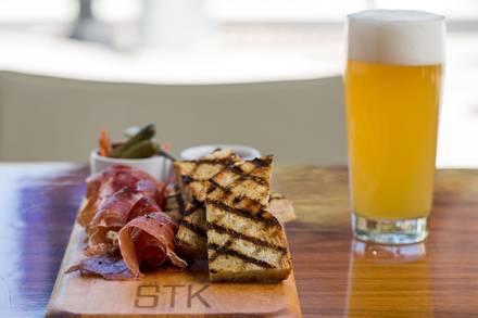 STK Las Vegas Top 10 Steakhouse;