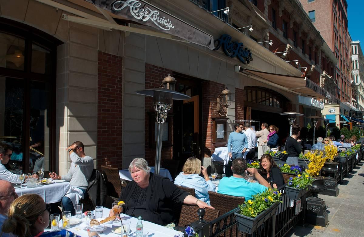 Abe Louie S Boston Restaurant On Best Steakhouse