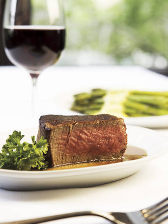 Abe & Louie's USDA Best Steaks;
