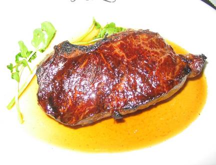 Abe & Louie's Top 10 Steakhouse;