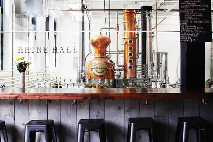 Rhine Hall best french bistro chicago;