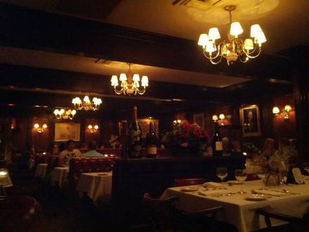 The Butcher Shop Steakhouse USDA Best Steaks;
