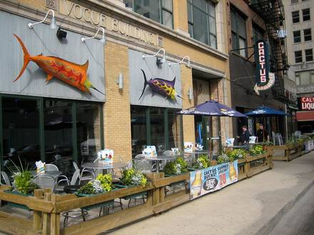 Cactus Bar & Grill best french bistro chicago;