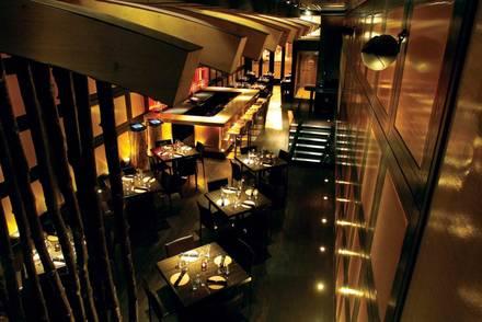 Carnevor Steakhouse Moderne USA's BEST STEAK RESTAURANTS 2020;