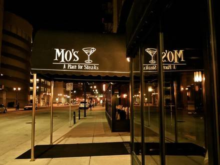 Mo's...A Place for Steaks Top 10 Steakhouse;