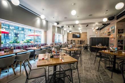 Mr. Brown's Lounge - Loop best chicago rooftop restaurants; Mr. Brown's Lounge