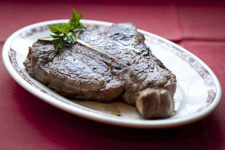 Gene & Georgetti prime steakhouse
