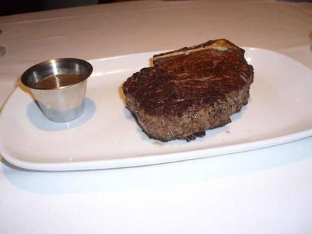 Osso Steakhouse Best Steak