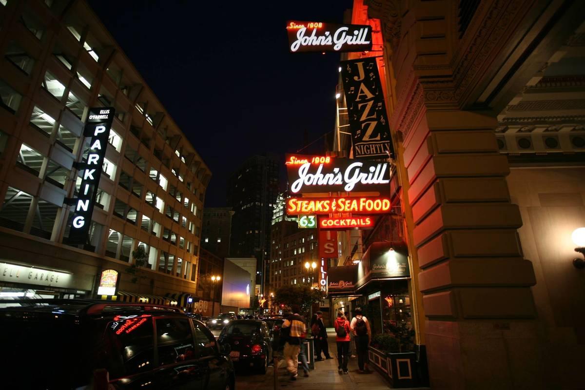 Zagat Rated Restaurants In San Francisco