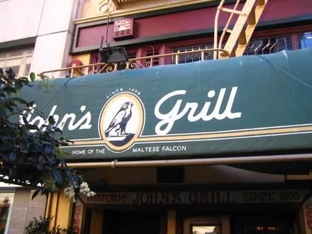 John's Grill US's BEST STEAK RESTAURANTS 2018;