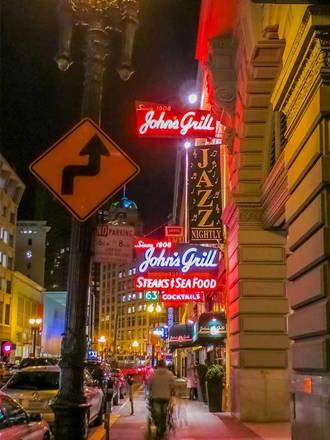 John's Grill Best Steak Restaurant;