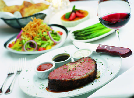 Fleming's Prime Steakhouse & Wine Bar US's BEST STEAK RESTAURANTS 2018;
