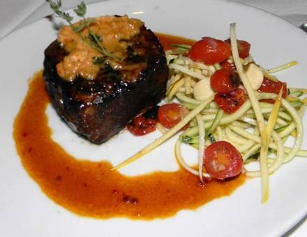 Fleming's Prime Steakhouse & Wine Bar Best Steak Restaurant;