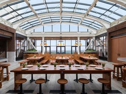 Cindy's Rooftop best chicago rooftop restaurants; Cindy's