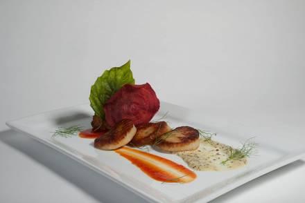 George Trois best restaurant chicago;