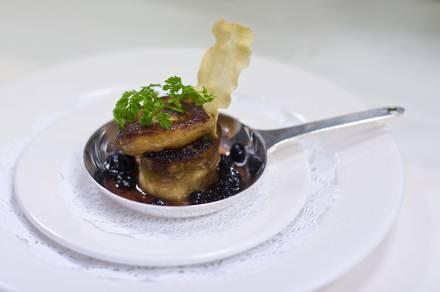 George Trois best restaurants in chicago loop;