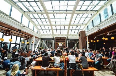 Cindy's Rooftop best german restaurants in chicago;