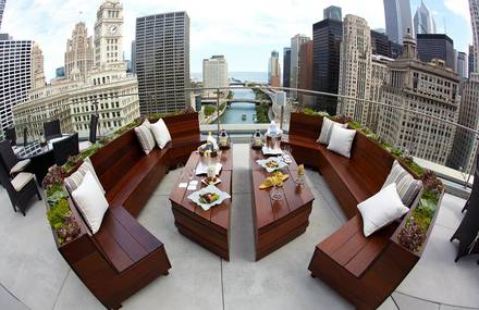 The Terrace at Trump best comfort food chicago;
