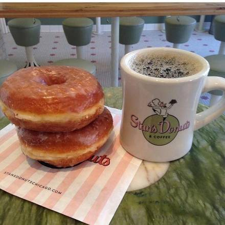 Stan's Donuts & Coffee best french bistro chicago;
