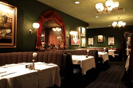 Pacific Dining Car Best Steakhouse;